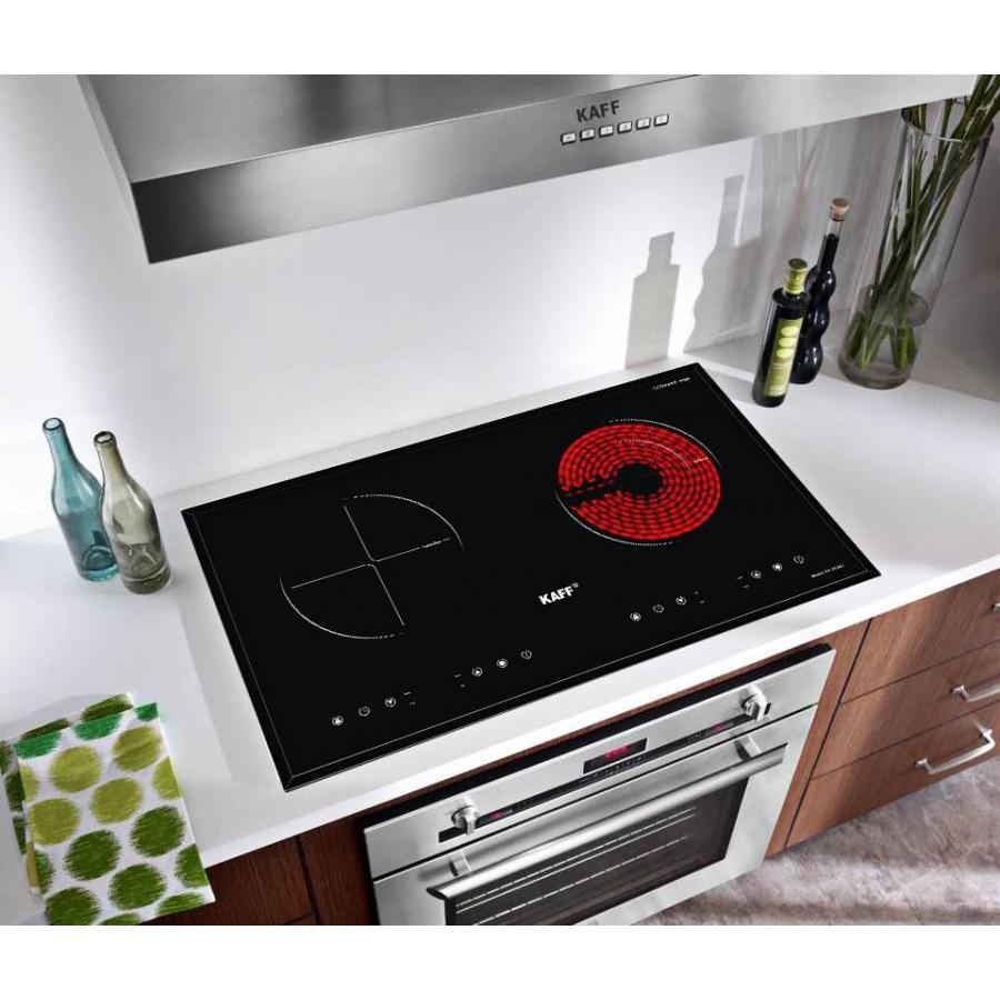 Bếp Từ Đôi Hồng Ngoại Cảm Ứng KAFF KF-073IC - Hàng Chính Hãng
