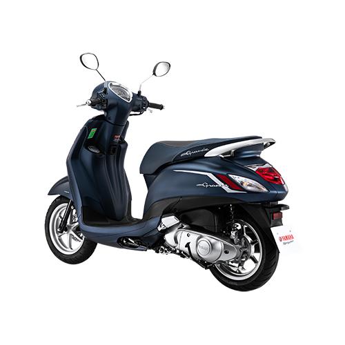 Xe Máy Yamaha Grande limited - ( 3 màu ) Xanh Nhám