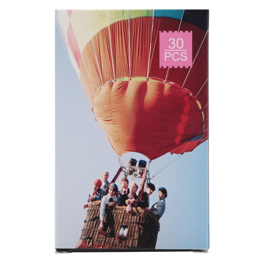 Hộp Lomo Card 30 Ảnh Ban Nhạc BTS
