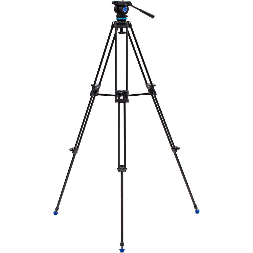 Chân máy quay Benro KH25P Video Tripod Kit - Hàng chính hãng