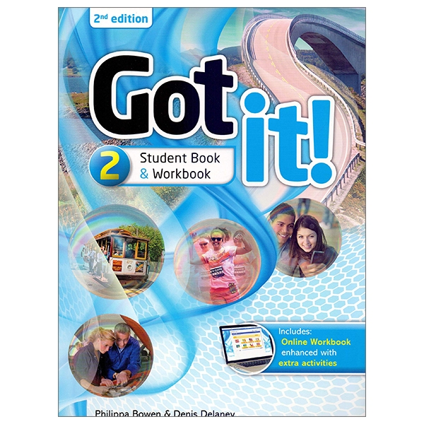 Got it!: Level 2: Student's Pack With Online Workbook Pack 2nd Edition
