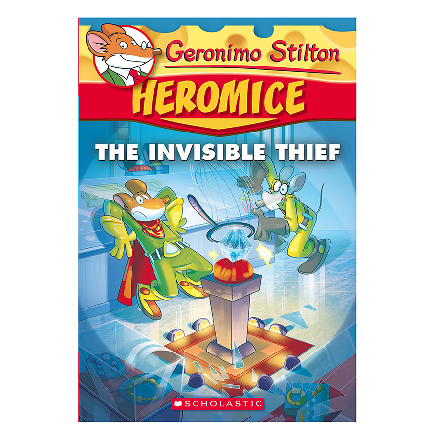 Gs Heromice #5: Invisible Thief