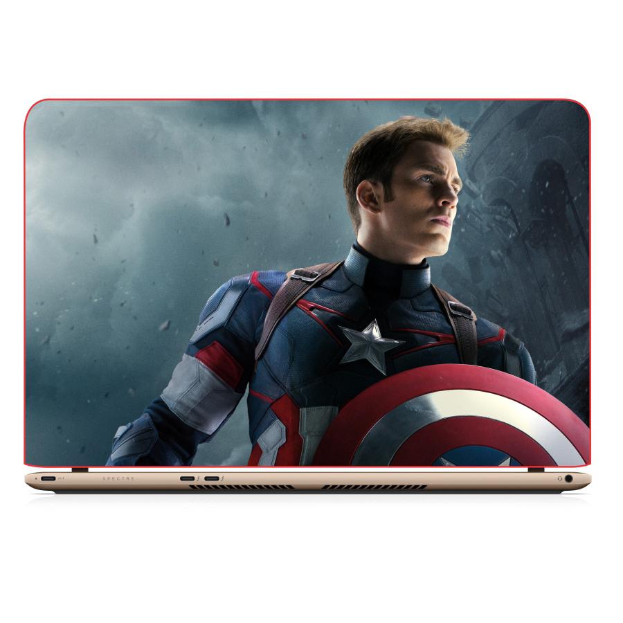 Mẫu Dán Decal Laptop Cinema - DCLTPR 054