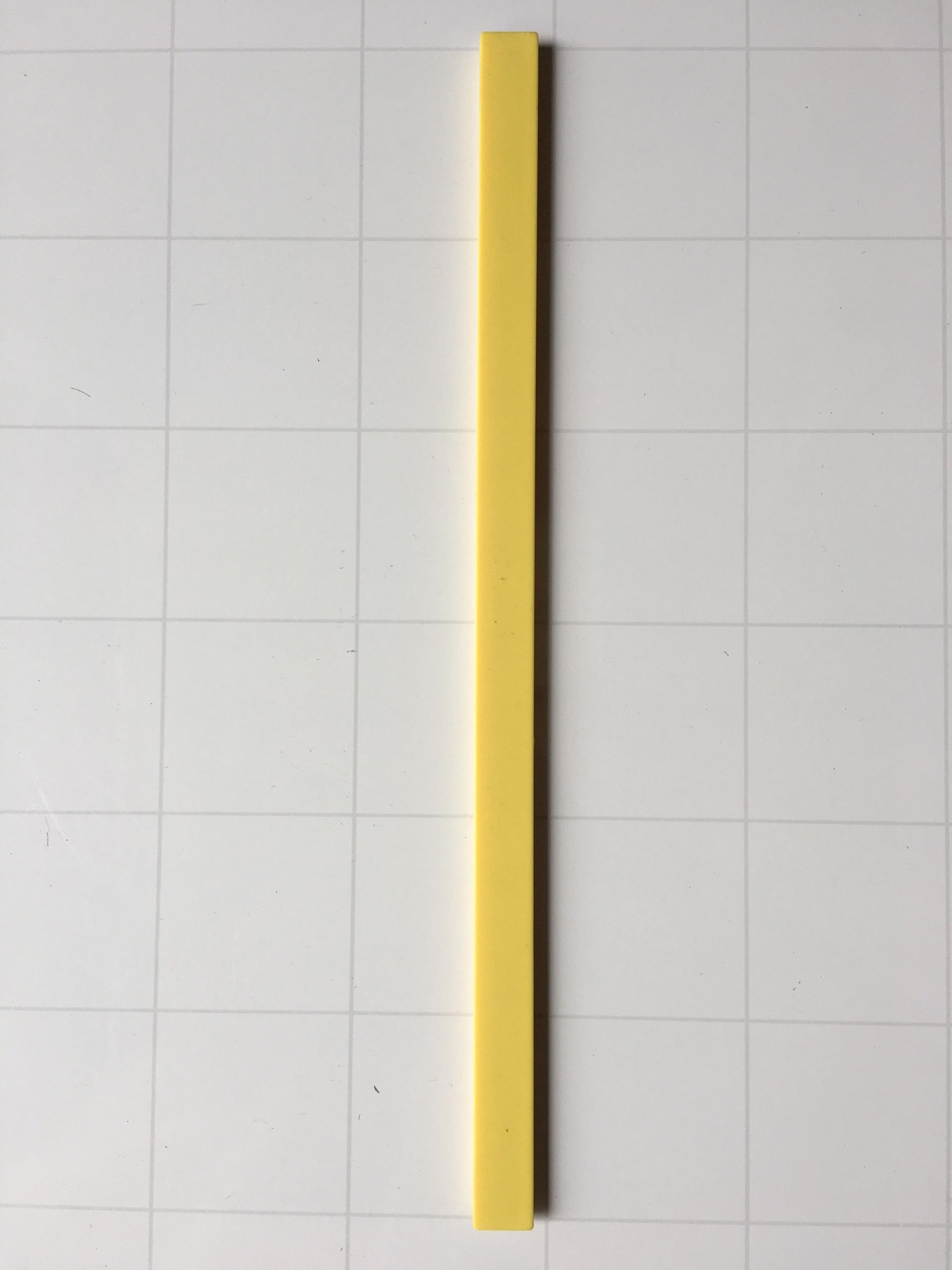 Thước Chặn Giấy Nam Châm - Dài 20cm - Màu Ngẫu Nhiên - Bộ 10 Thước