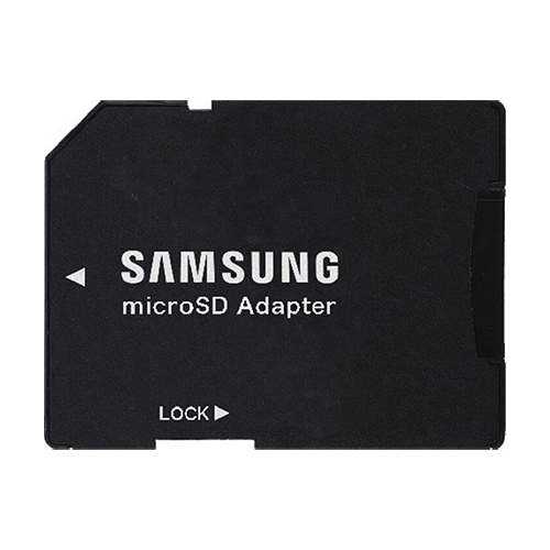 Thẻ Nhớ Microsdxc Noname 128GB UHS-I U3 Hỗ Trợ 4K - Chuyên Dụng Camera IP (Đen) + Tặng Kèm Adapter Samsung Và Hộp Thẻ