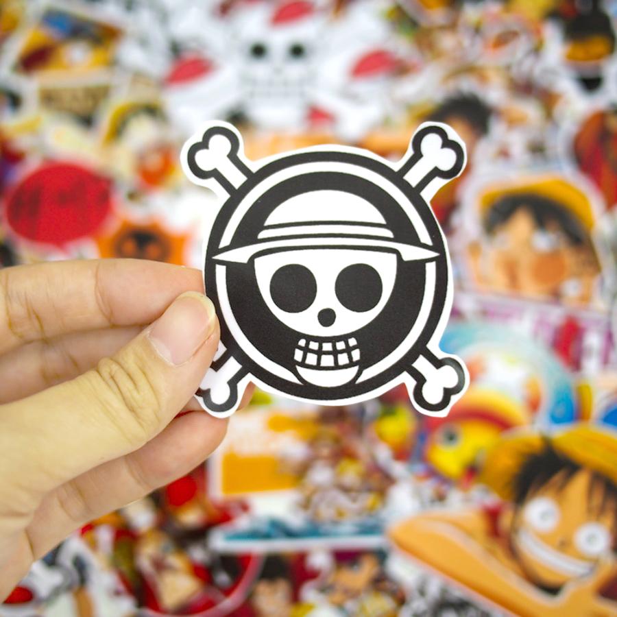 Set 100 Sticker - Onepiece
