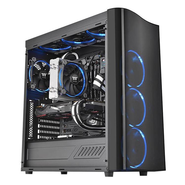 Tản Nhiệt Khí Thermaltake Riing Silent 12 RGB Sync Edition CPU Cooler CL-P052-AL12SW-A - Hàng Chính Hãng