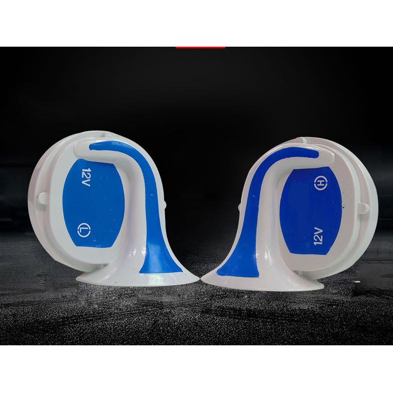 Còi ngân ốc sên ốc sên 12 V âm thanh lớn -hàng chính hãng