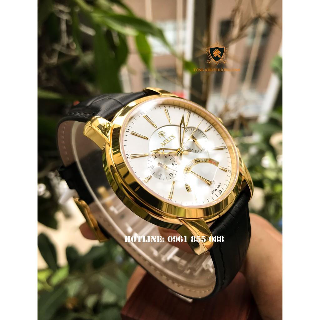Đồng hồ aolix nam