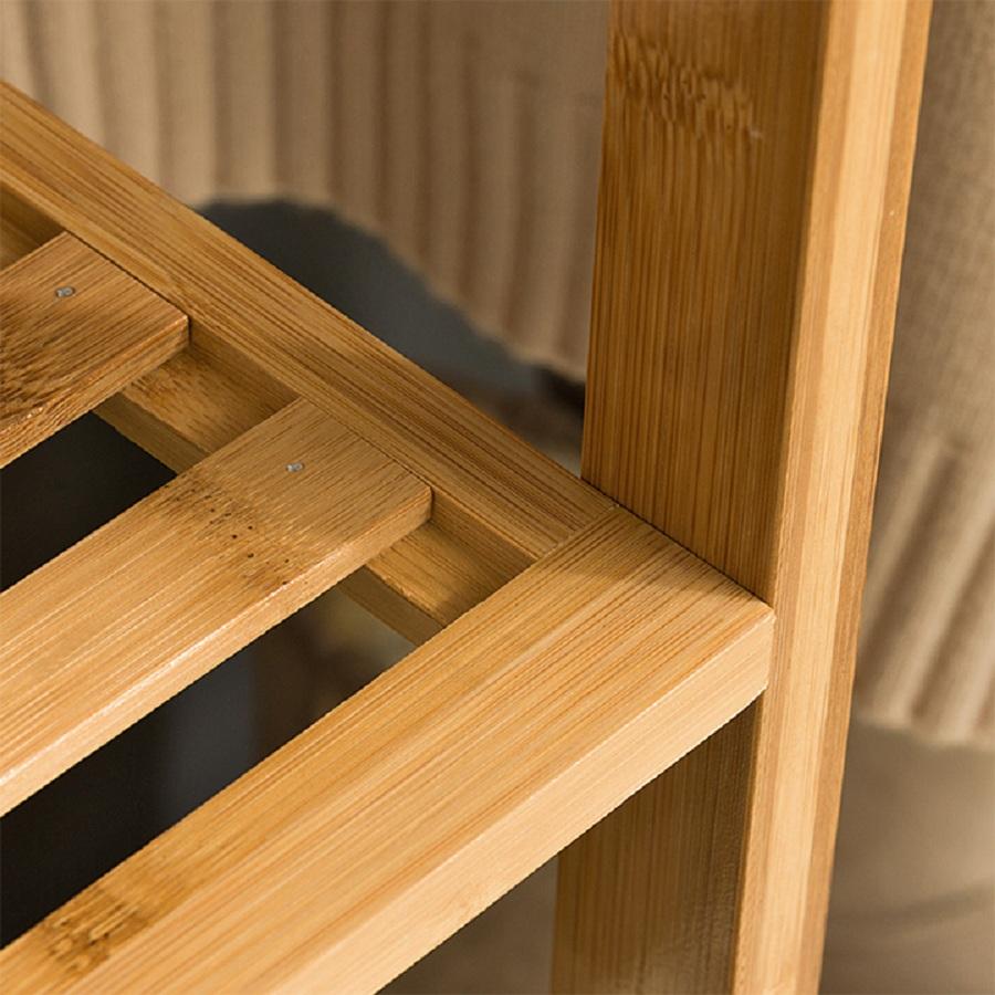 Tủ quần áo gỗ tre cao cấp