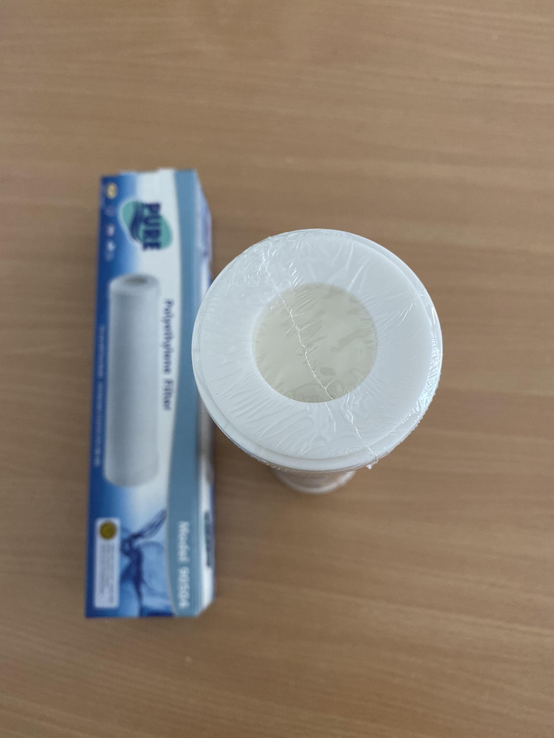 """Lõi lọc tinh PE 10"""" 0.3 micron Thái Lan - Hàng chính hãng"""