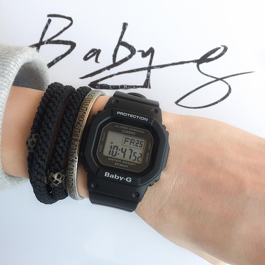 Đồng hồ nữ dây nhựa Casio Baby-G chính hãng BGD-560-1DR