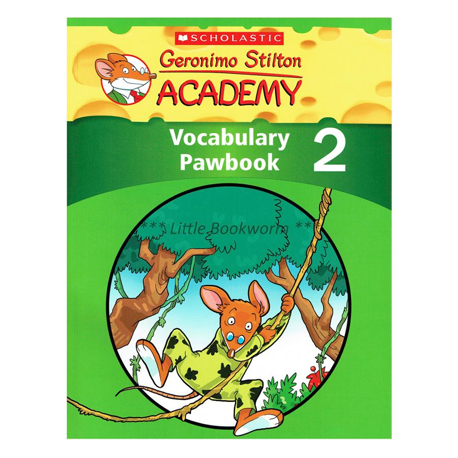 Geronimo Stilton Academy: Vocabulary Paw Book 2