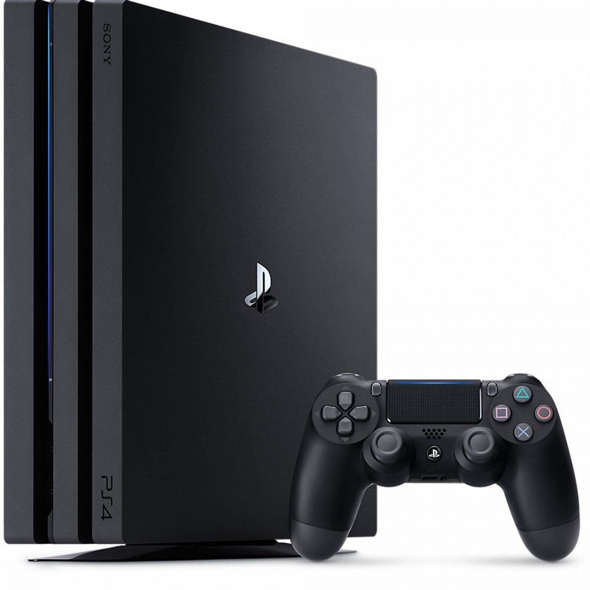 Máy chơi game PS4 Pro 1TB OM Bundle CUH-7218B OM - Playstation Hàng chính hãng