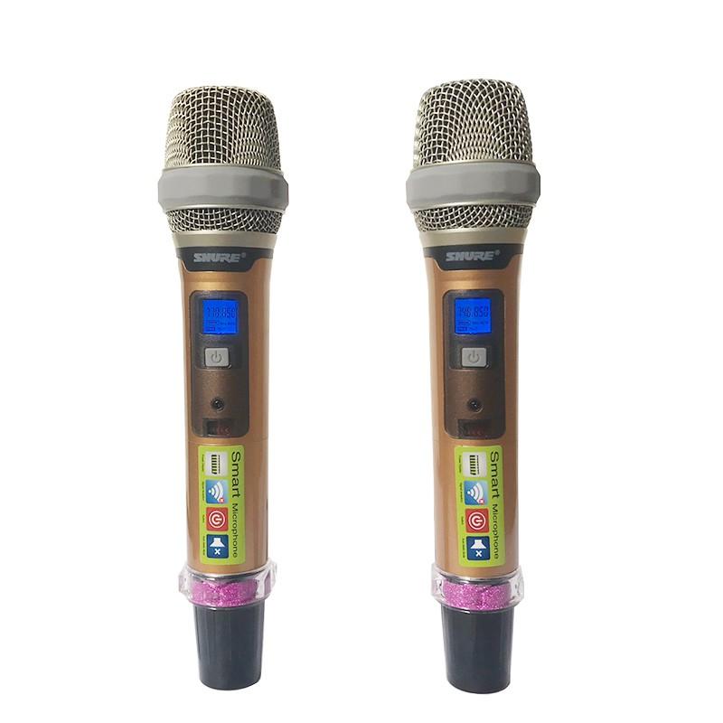 Tay micro karaoke không dây UGX10II hàng chính hãng