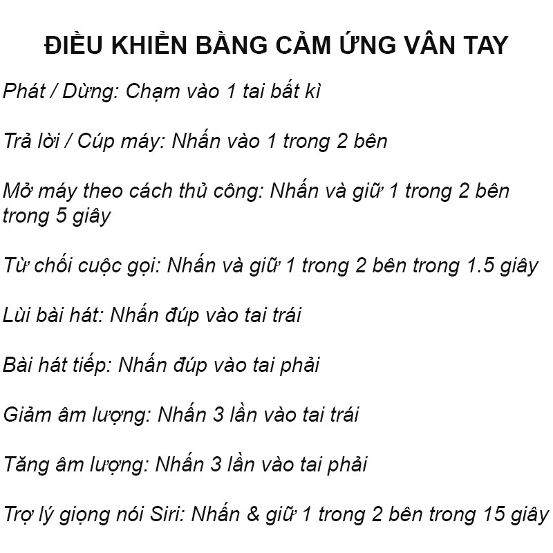 Tai nghe nhét tai bluetooth phiên bản quốc tế, âm thanh nổi HIFI, chống nước PKCB - Hàng chính hãng