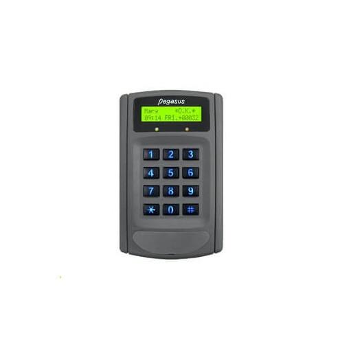 Máy chấm công bằng thẻ Đa năng PP 6750 - Hàng nhập khẩu