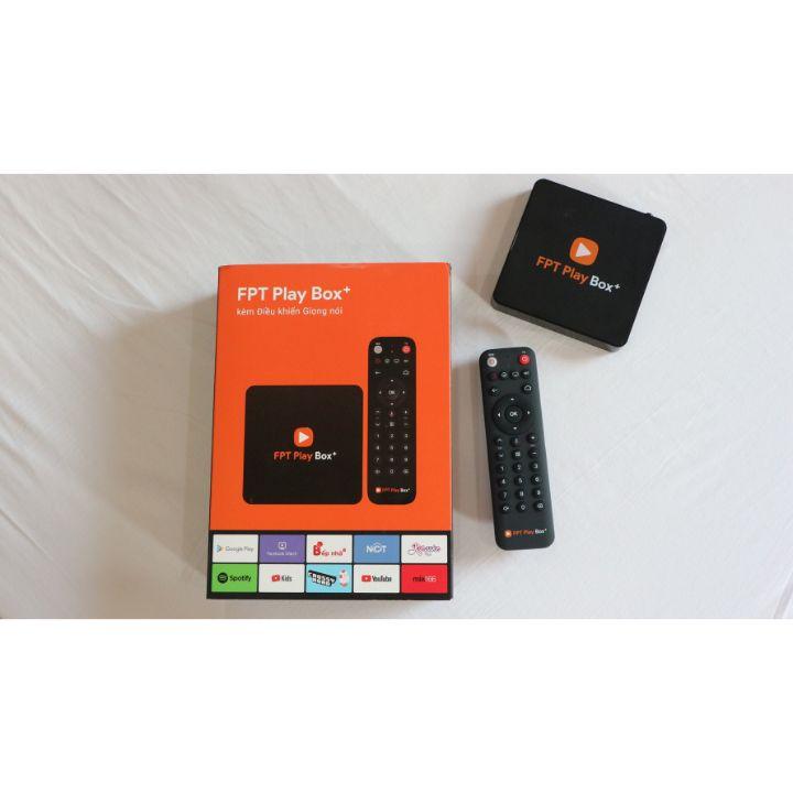 FPT Tivi Box 4k 2019 - S400 - Hỗ trợ tìm kiếm bằng giọng nói - Hàng chính hãng
