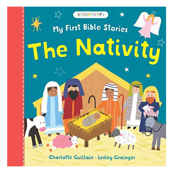 My First Bible Stories: The Nativity