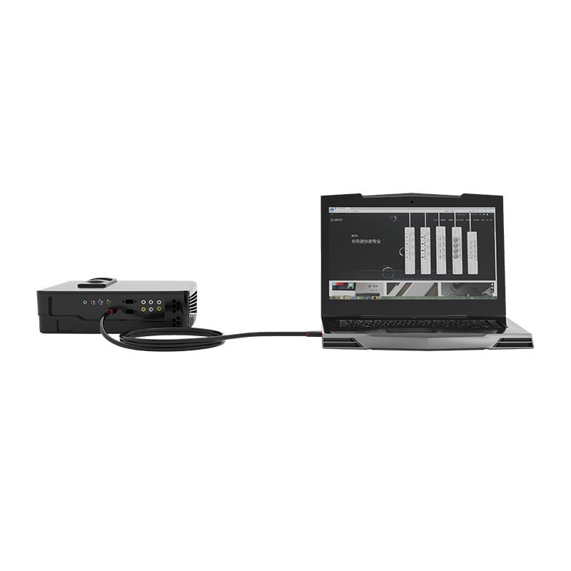Cáp Nối Dài HDMI Chuẩn 2.0 Orico - HD303-20-BK ( Chiều dài 2M) - Hàng Chính Hãng - Màu Đen