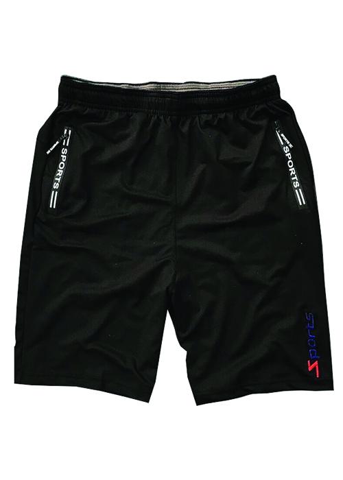 Quần shorts thể thao nam dạng sọt sport đùi chất thun lạnh 4 chiều cao cấp phù hợp tập gym hay mặc nhà có màu trắng và đen DUI-P101