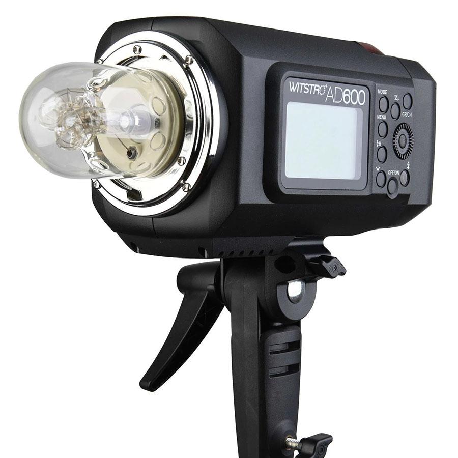 Đèn Flash Ngoại Cảnh Godox Witstro AD600B TTL - Hàng Nhập Khẩu