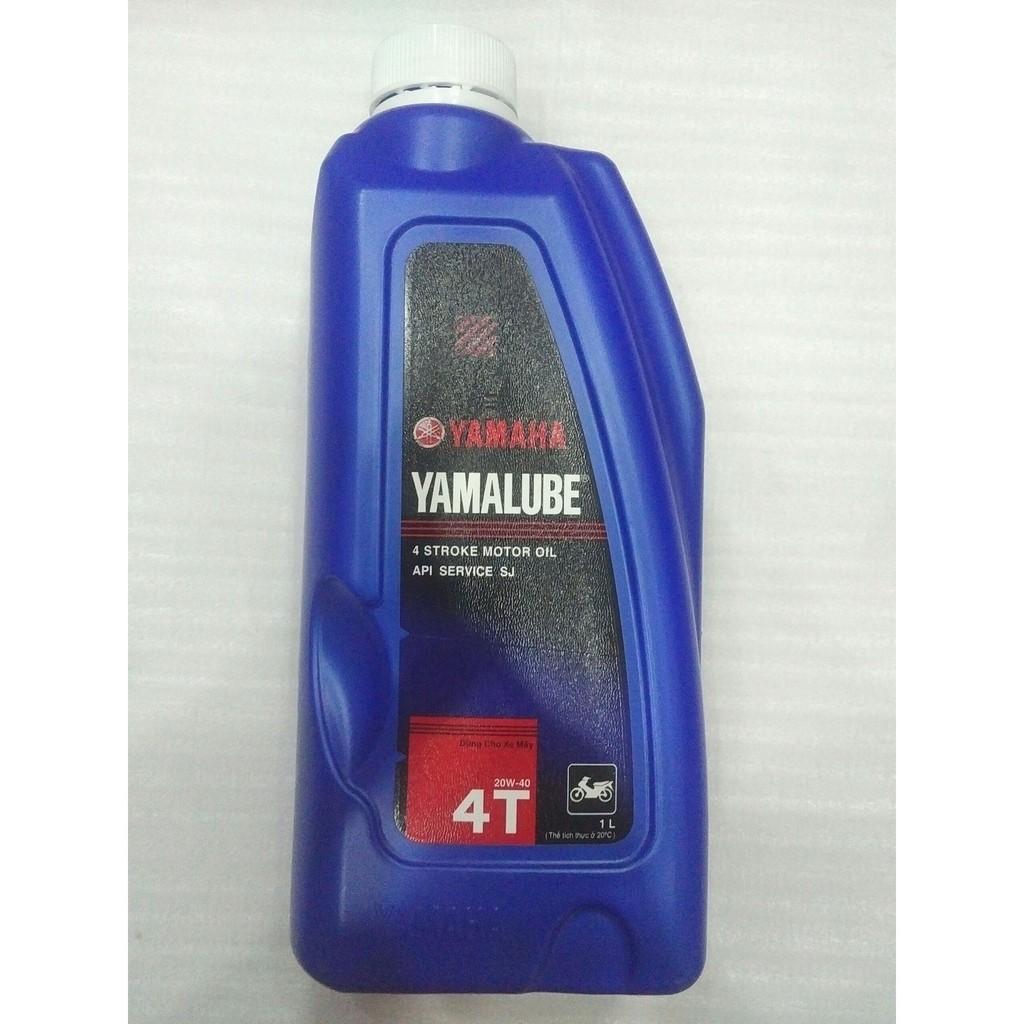 Dầu nhớt Yamalube 1L dùng cho Exciter