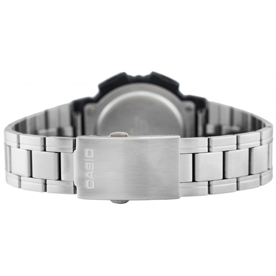 Đồng hồ nam dây kim loại Casio AE-1400WHD-1AVDF