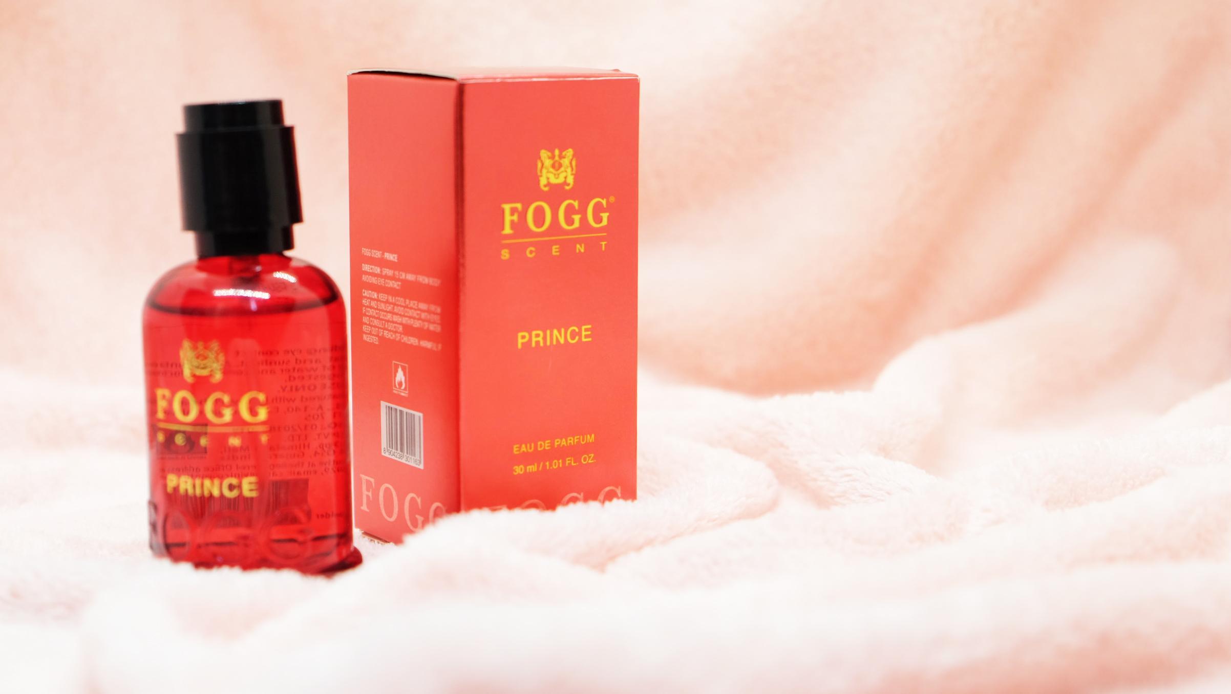 Nước Hoa Fogg Prince 30ml Dành Cho Nam Nữ Nhập Khẩu Lưu Hương Lâu
