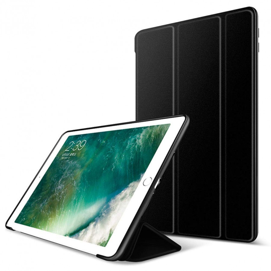 Bao da silicone dẻo cao cấp dành cho các dòng ipad 9.7 inch - ĐEN - IPAD AIR 2