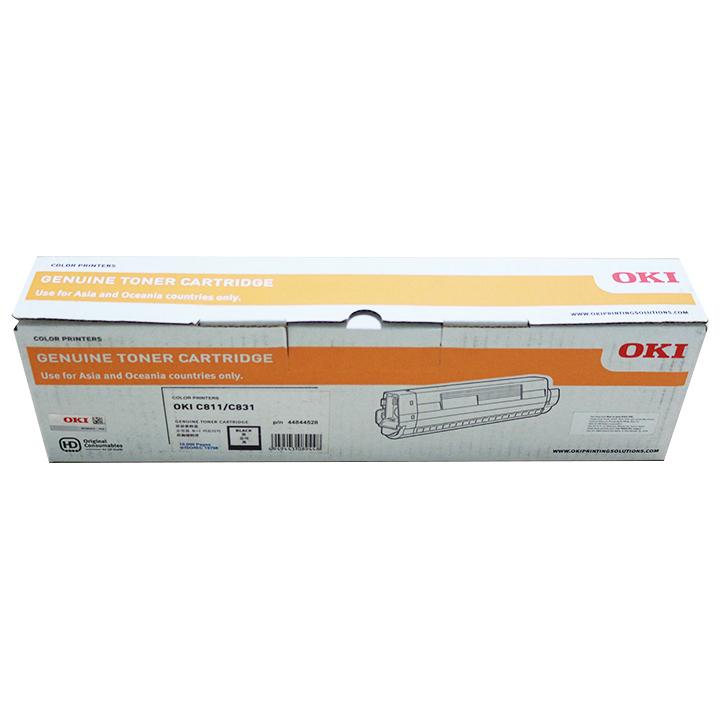 Mực in máy OKI C831n Black (Hàng chính hãng)