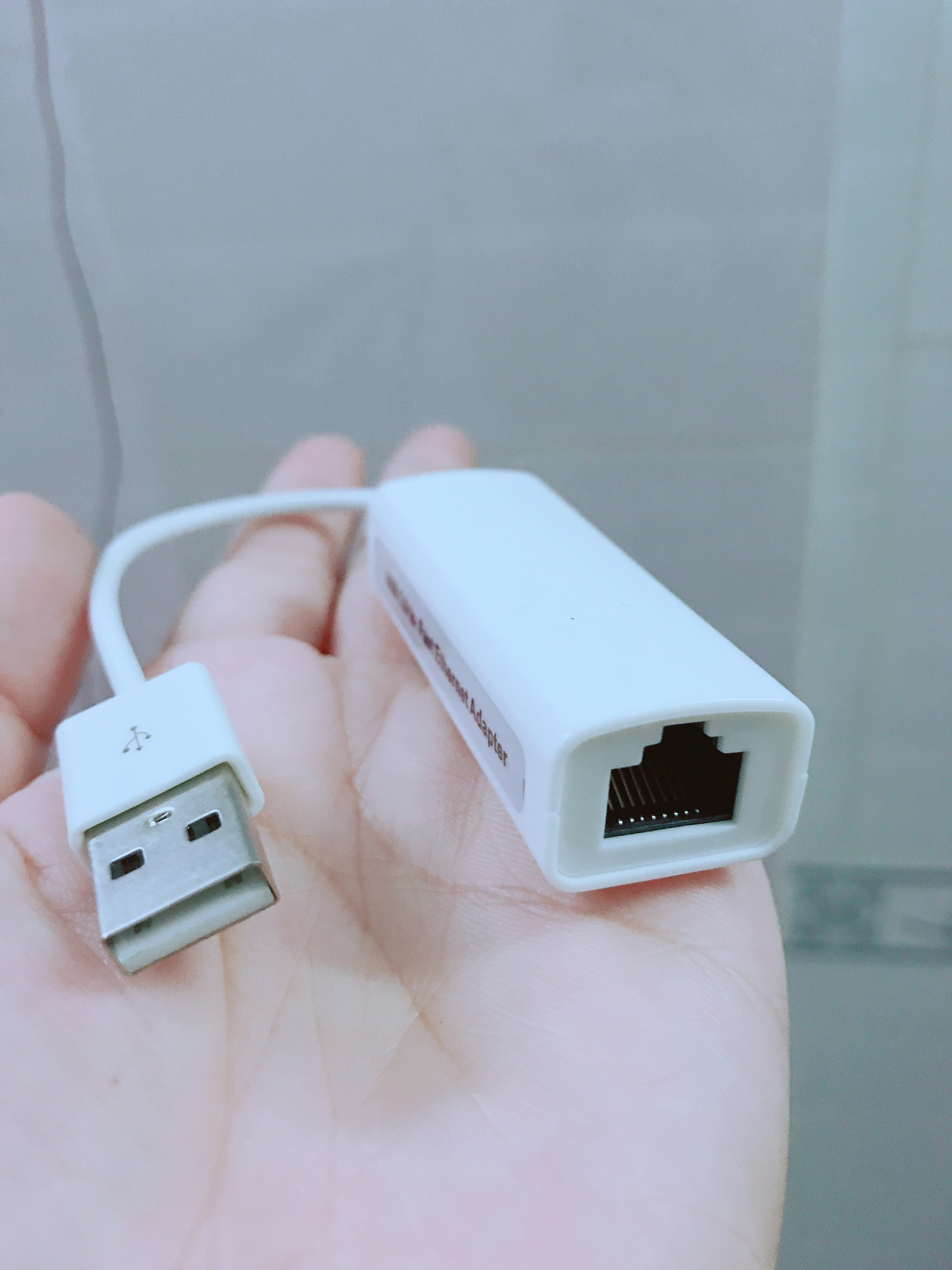 CÁP CHUYỂN USB RA ĐẦU MẠNG LAN 516 KHÔNG KÉN HỆ ĐIỀU HÀNH- HÀNG NHẬP KHẨU