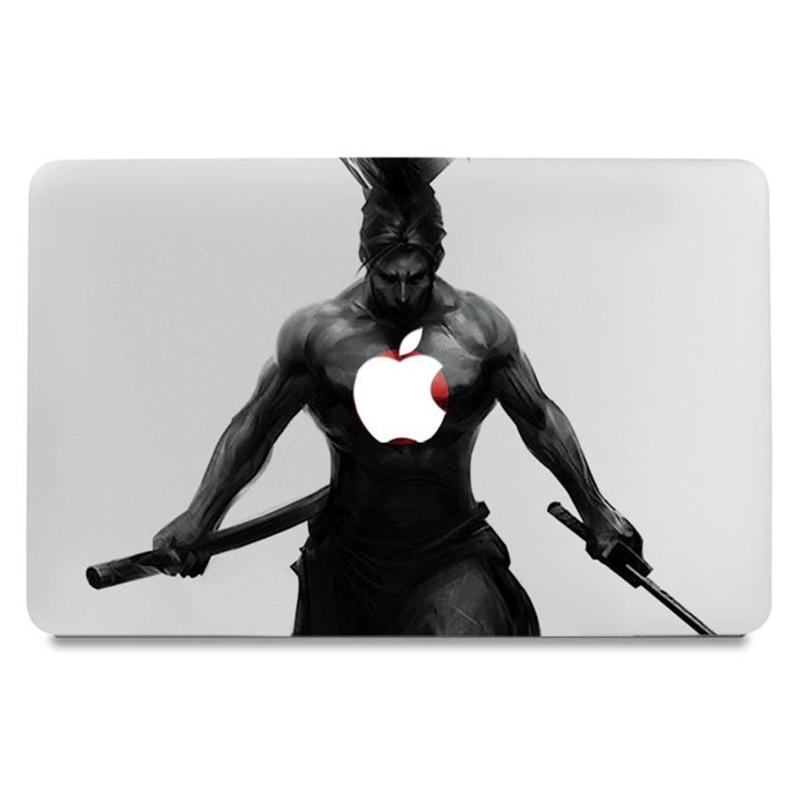 Mẫu Dán Decal Macbook - Nghệ Thuật Mac 04