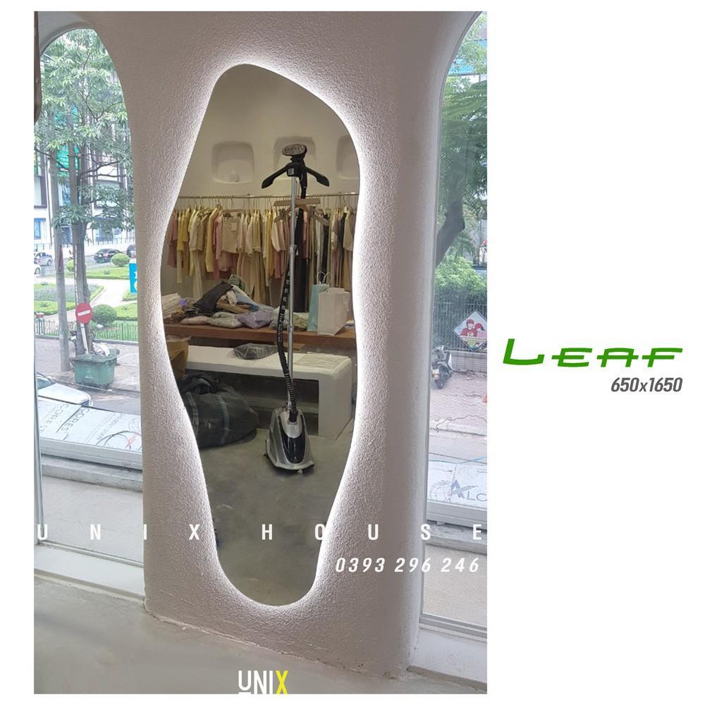 Gương soi toàn thân Hậu Led – Leaf