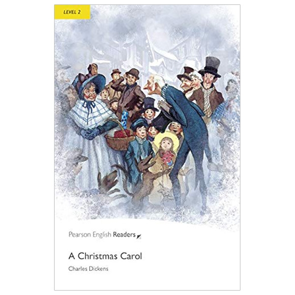 Level 2: A Christmas Carol Book and MP3 Pack (Pearson English Graded Readers)
