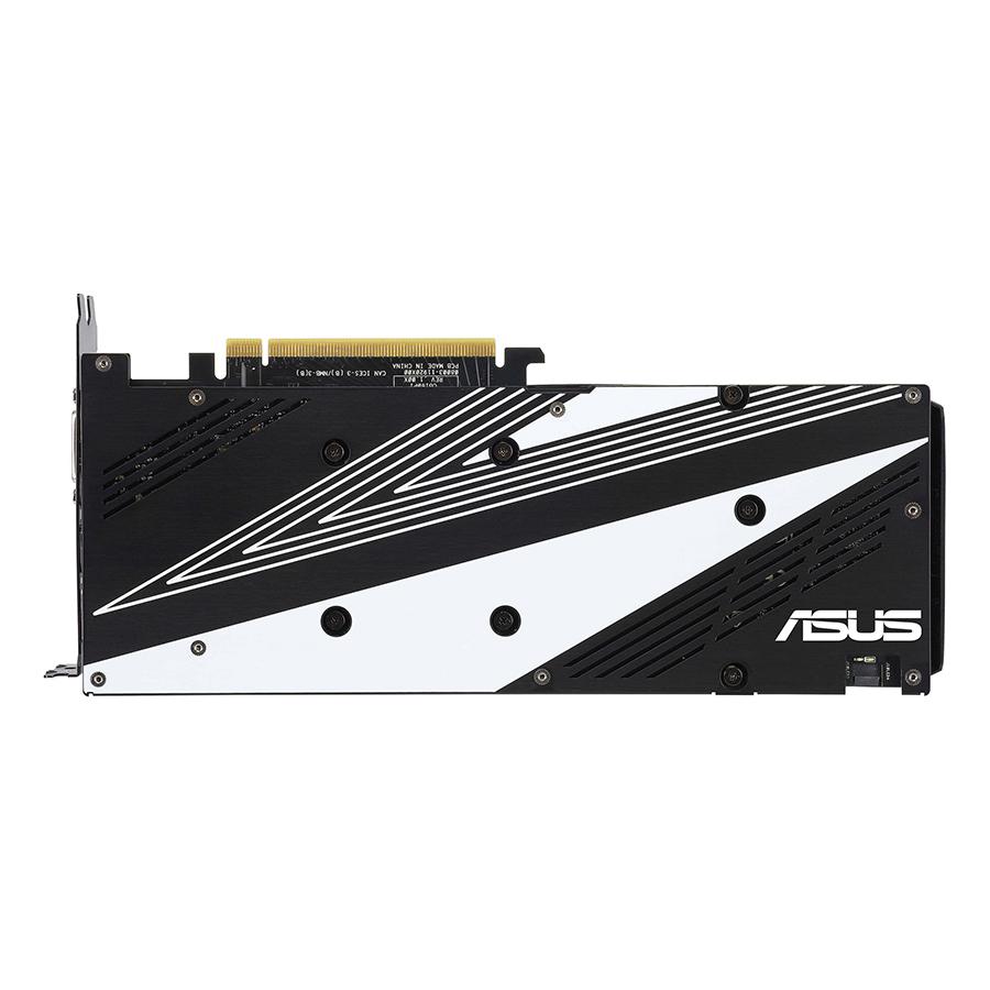 Card Màn Hình VGA ASUS DUAL-RTX2060-6G GDDR6 6GB 192-bit - Hàng Chính Hãng