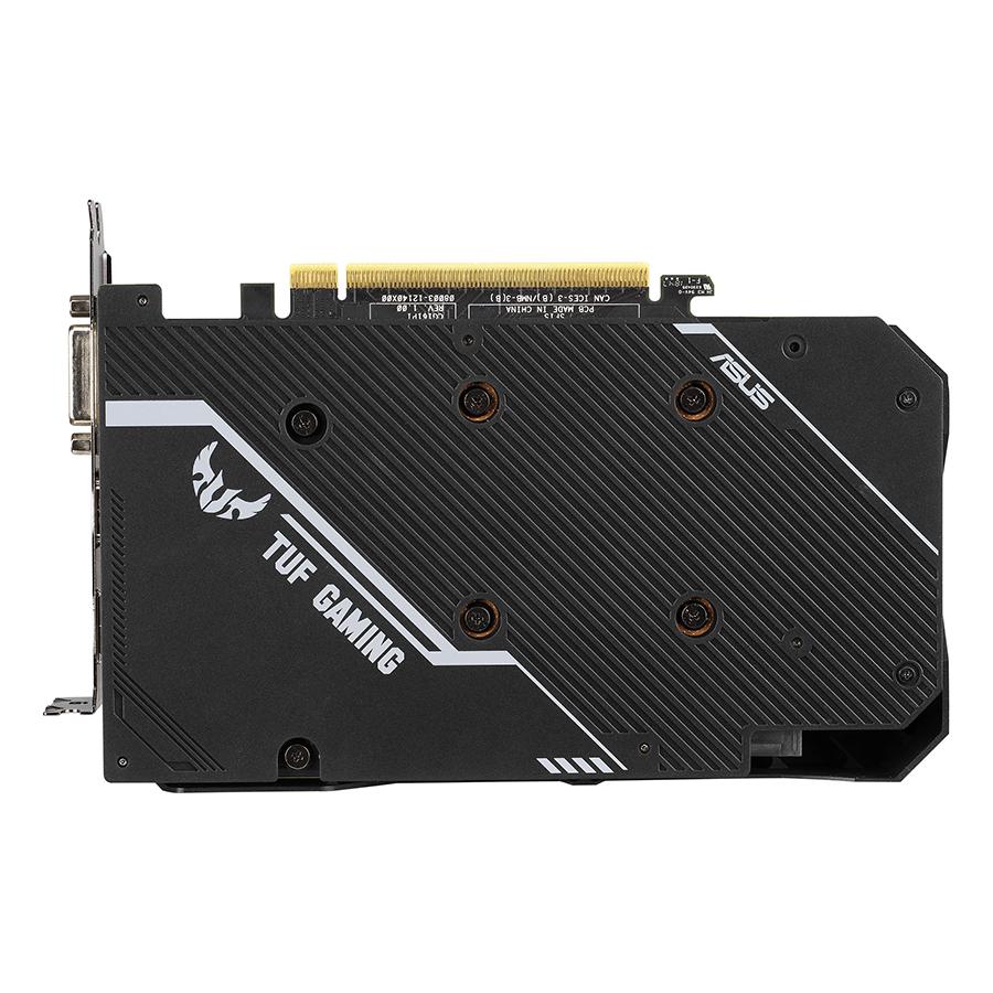 Card Màn Hình VGA ASUS TUF-RTX2060-O6G-GAMING GDDR6 6GB 192-bit - Hàng Chính Hãng