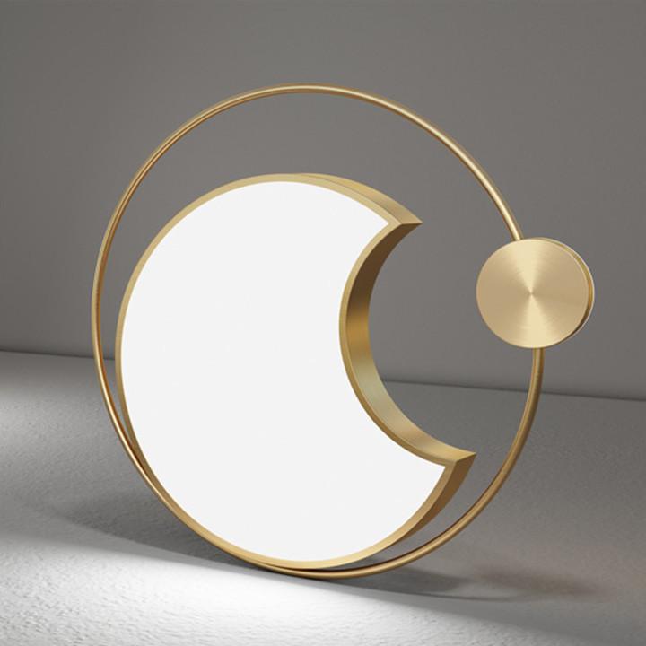 Đèn ốp trần trang trí hiện đại, đèn trần phòng khách phòng ngủ PH-D004