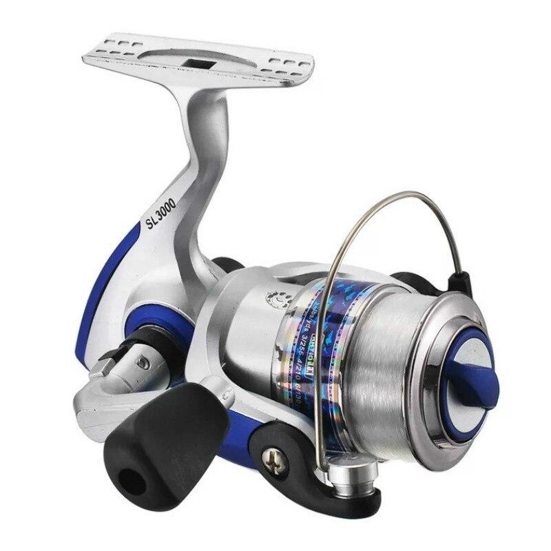 Bộ cần câu cá - cần câu kèm máy - Tặng kèm nhiều phụ kiện BCC01