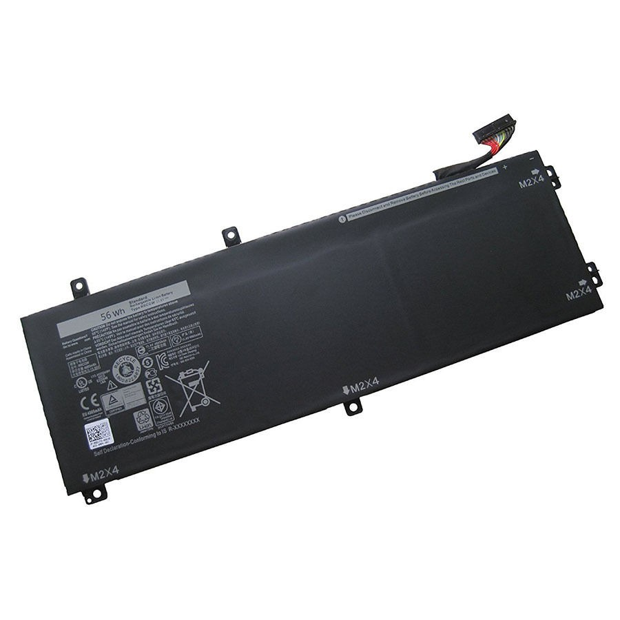 Pin dành cho laptop DELL XPS 15 9550, 9560, Precision 5510 - RRCGW_56Wh