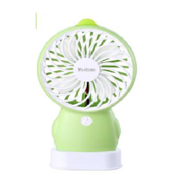 Quạt tích điện Mini Fan 800mAh YOOBAO - Hàng chính hãng