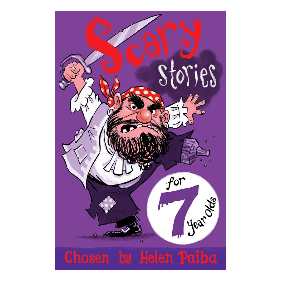 Scary Stories For 7 Year Olds