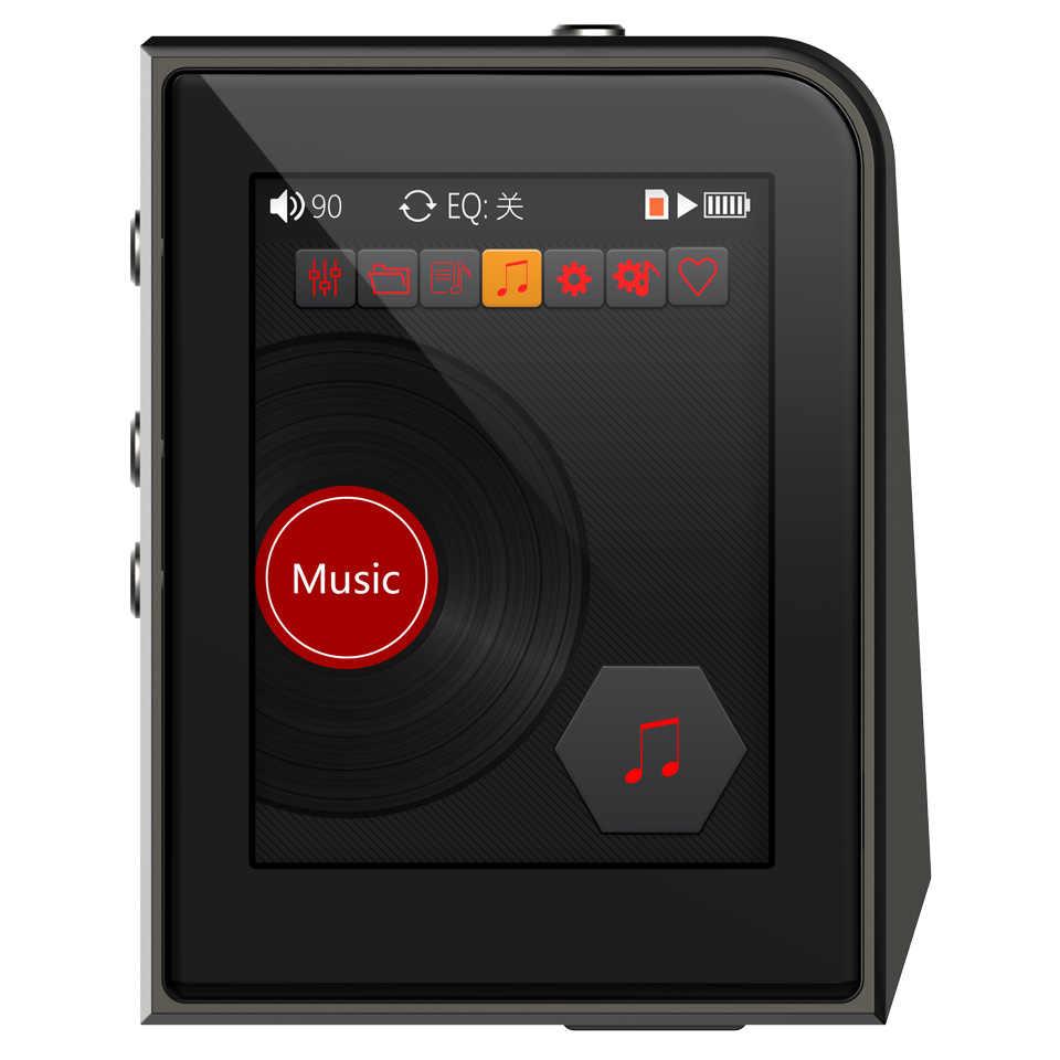 Máy Nghe Nhạc MP3 Lossless Ruizu A50 Cao Cấp AZONE - Hàng Nhập Khẩu