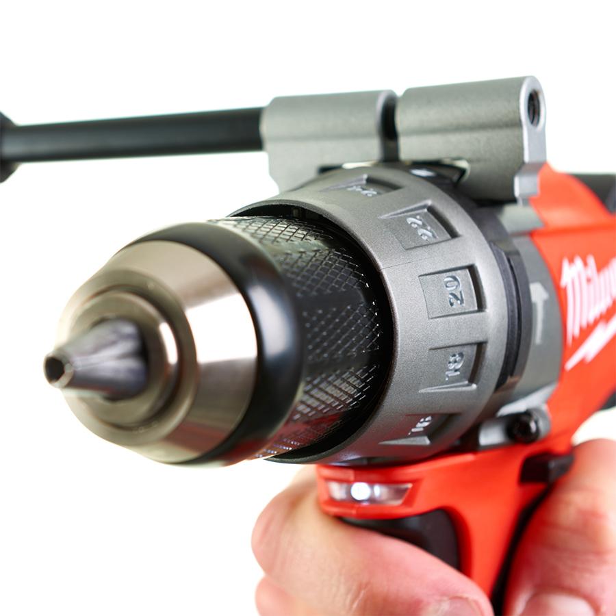 Máy khoan động lực Milwaukee M18 FPD2- 502C SET (2 pin x 5.0Ah, 1 sạc)