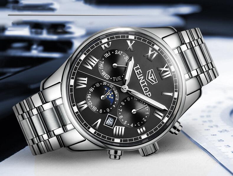 Đồng hồ nam chính hãng Teintop T8656-2