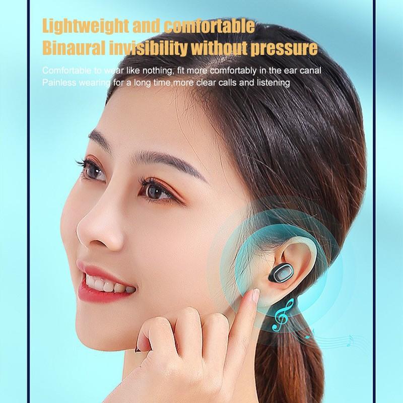 Tai Nghe Không Dây Bluetooth A10