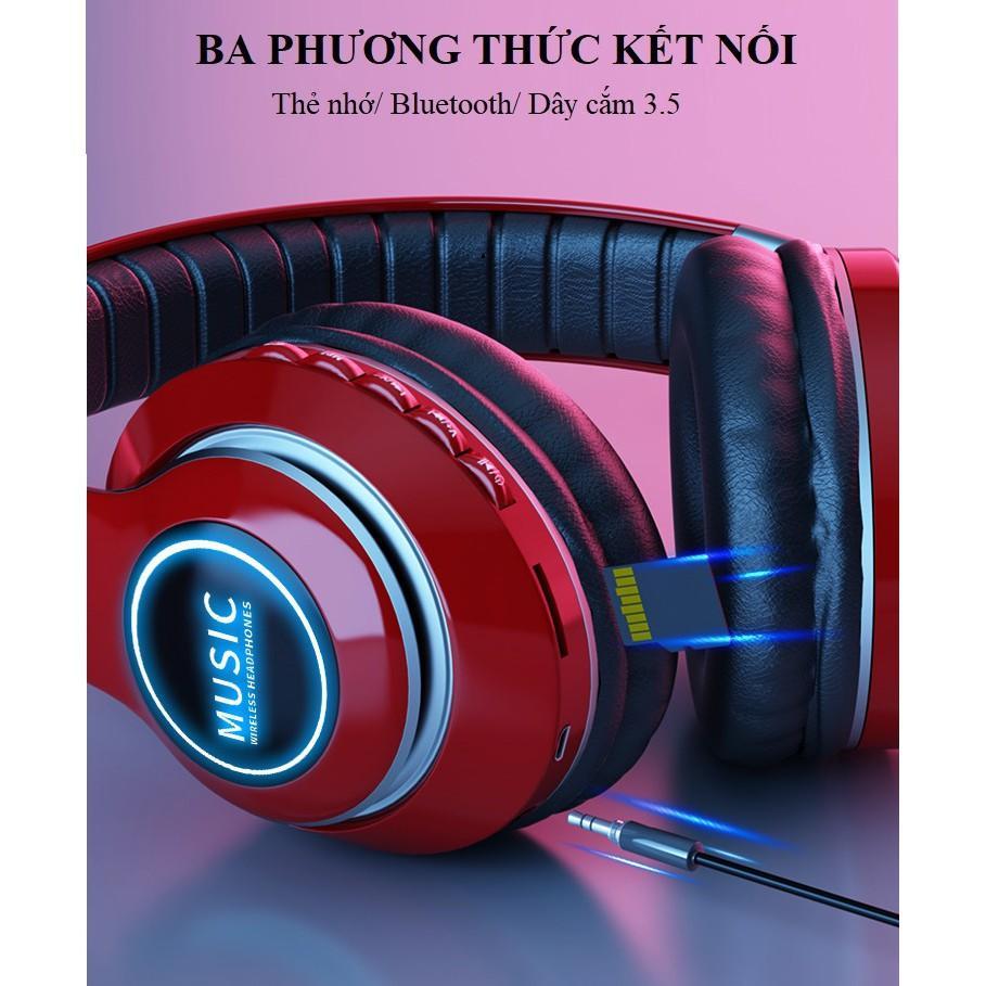Tai Nghe Iphone ️ Kiểu Dáng Thể Thao N13 - Tai Nghe Hỗ Trợ Nghe Dây Cắm 3.5mm và Thẻ Nhớ