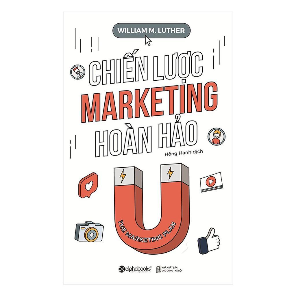 Sách - Chiến Lược Marketing Hoàn Hảo (Tái Bản 2018)