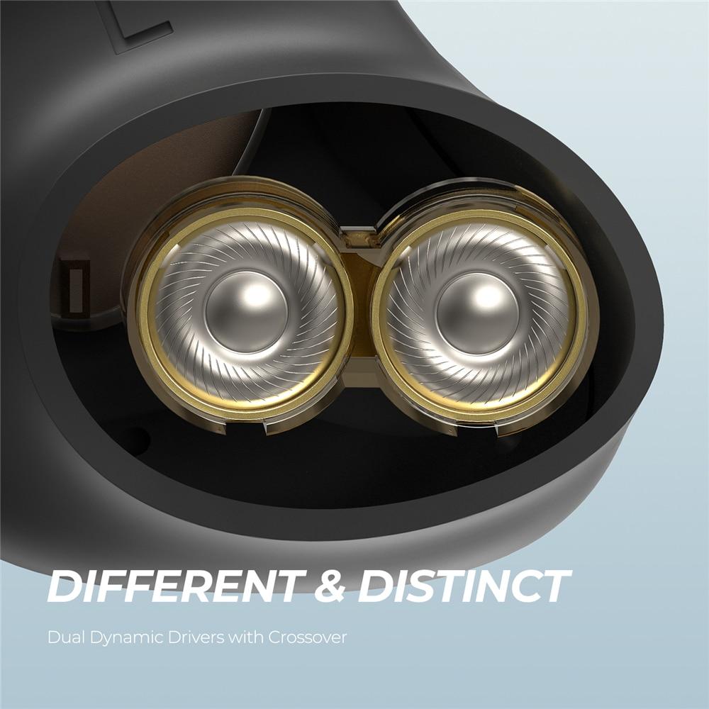 Tai nghe True Wireless SoundPeats Truengine 3 SE Bluetooth v5.0 - Hàng Nhập Khẩu