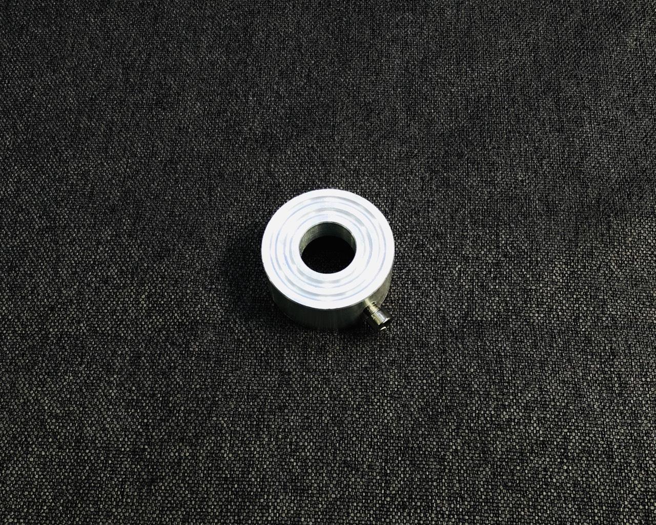 tiêu tiện CNC lổ 22mm dùng cho pô leovince